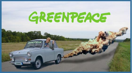 Greenpeace's Lies