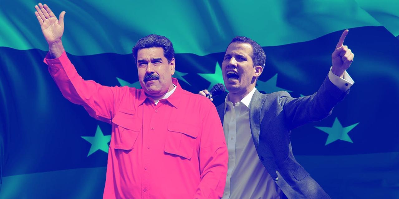 Political Race For Venezuela