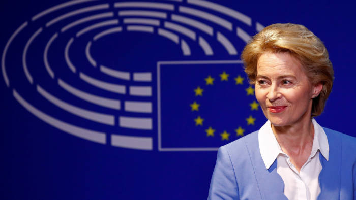 Von Der Leyen Presidency; A New Liberal Europe?
